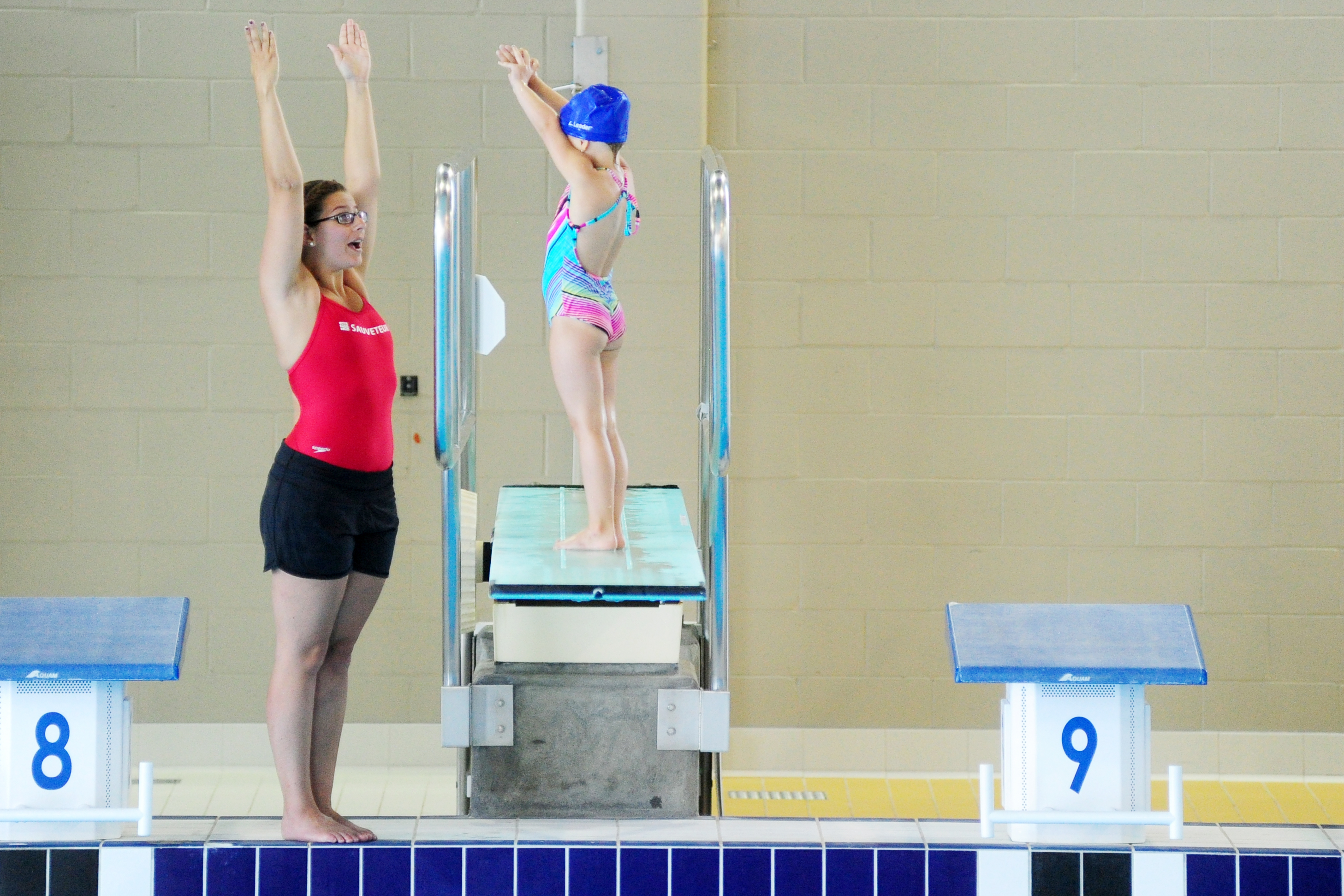 Plongeon r seau aquatique drummondviller seau aquatique for Club piscine drummondville