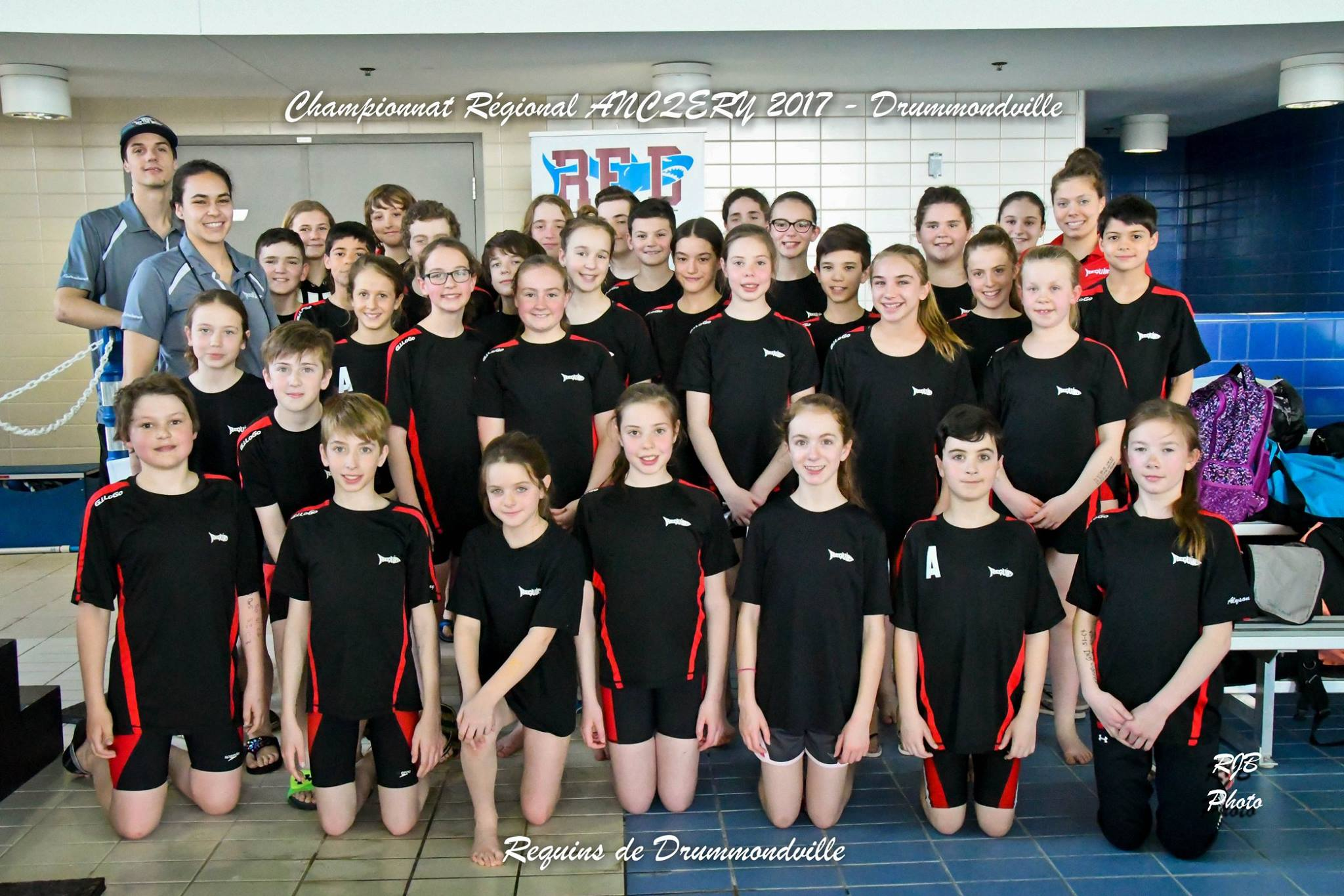 Championnat r gional de l ancqery r seau aquatique for Club piscine drummondville